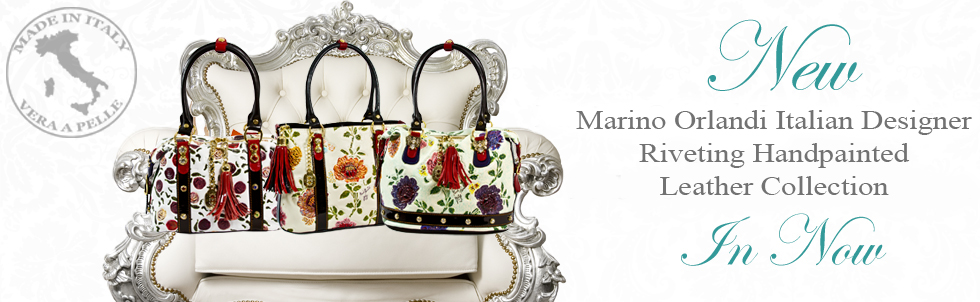 New Marino Orlandi Italian Designer 