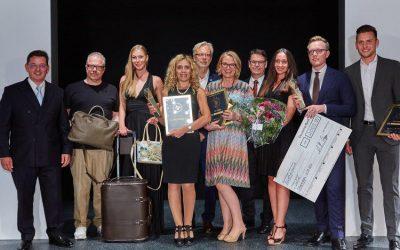 "Marino Orlandi snags ""Best in Fashion"" award!"