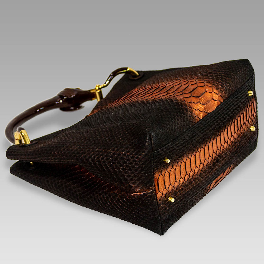 Silvano_Biagini_Chocolate_Opal_Genuine_Python_Leather_Bag_Dog_Handle_01SB8797PLBR_01.jpg