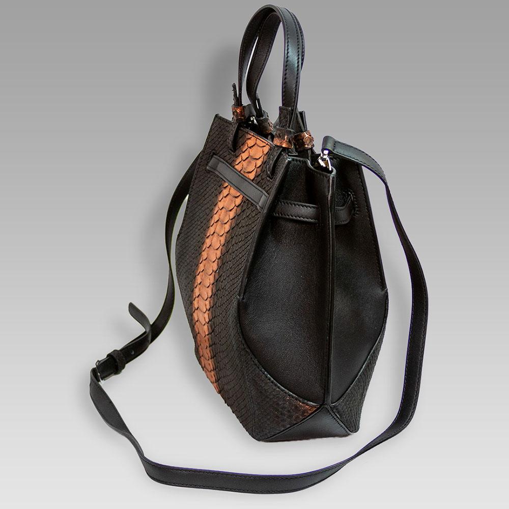 Silvano_Biagini_Chocolate_Opal_Python_Leather_Kelly_Bag_Wallet_Set_01SB8852PLBR_SET_04.jpg