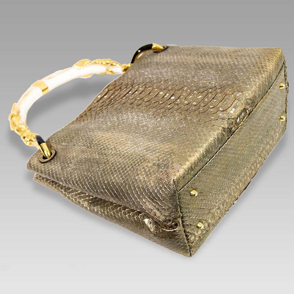 Silvano_Biagini_Metallic_Genuine_Python_Leather_Bag_Seashel_Handle_01SB8797PLGL_03.jpg