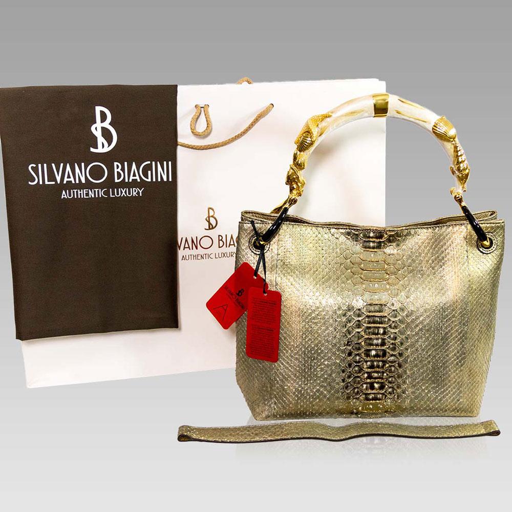 Silvano_Biagini_Metallic_Genuine_Python_Leather_Bag_Seashel_Handle_01SB8797PLGL_05.jpg