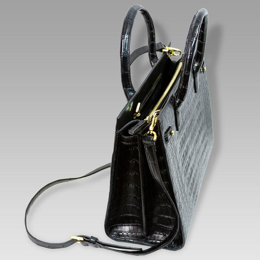Silvano_Biagini_Onyx_Genuine_Crocodile_Leather_Large_Tote_Purse_Bag_01SB8854CLBL_04.jpg