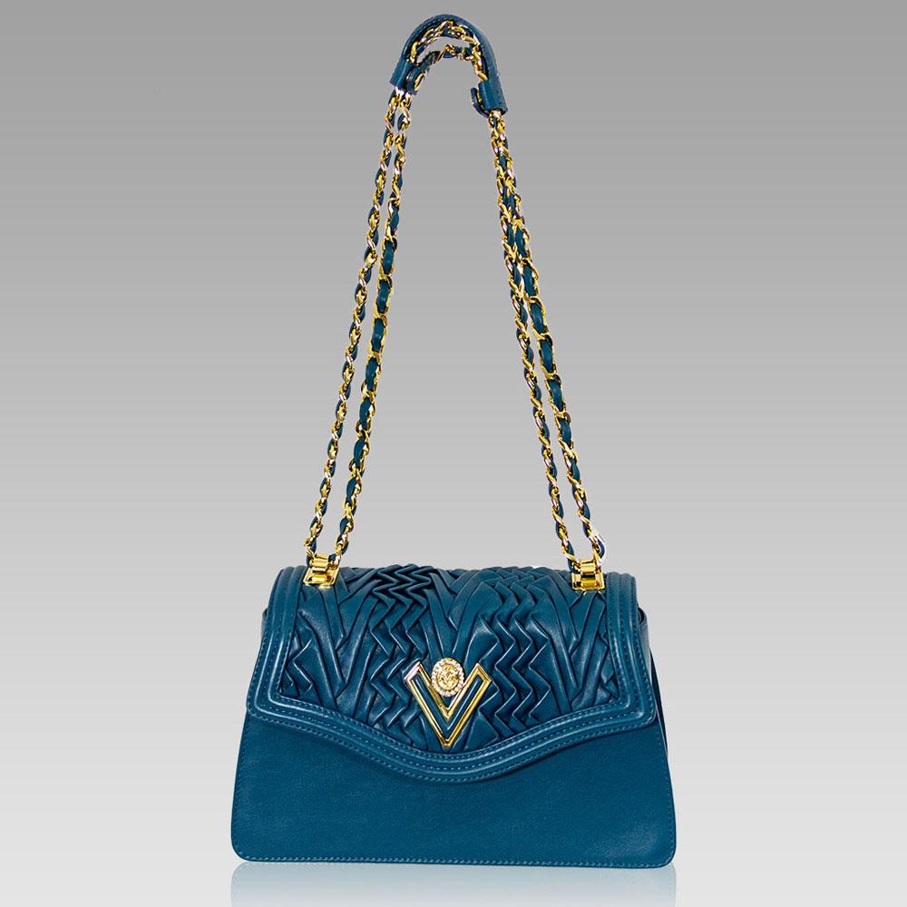 Valentino_Orlandi_Pleated_Draped_Seafoam_Blue_Leather_Purse_Chain_Bag_01VO5229GLBU_05.jpg