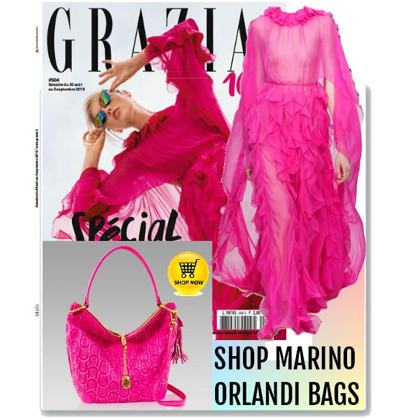 Marino_Orlandi_Neon_Pink_Equestiran_Monogram_Leather_Large_Hobo_Bag