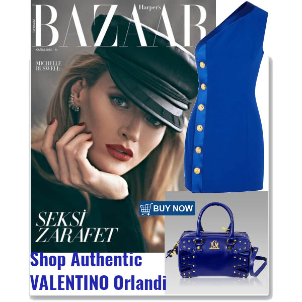Valentino_Orlandi_Cobalt_Blue_Leather_Studded_Barrel_Crossbody_Bag